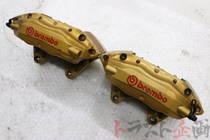 BREMBO FRONT CALIPERS