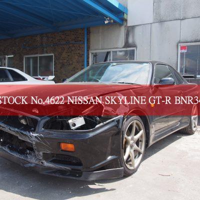 4622 GT-R BNR34