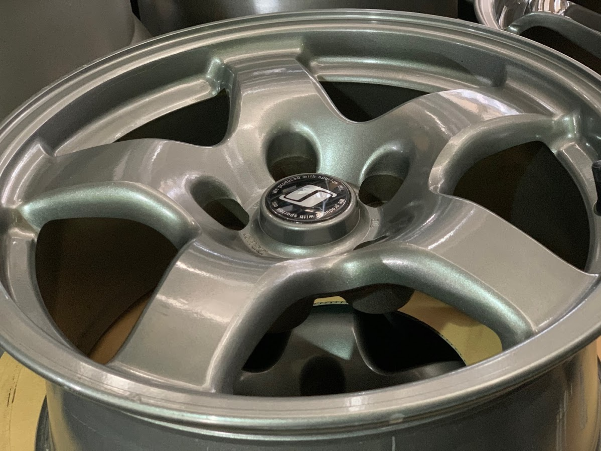 Used wheel for Nismo Festival