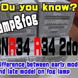 BNR34 R34 Tail lamp