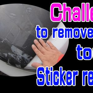 sticker glue remover