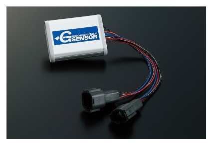 midori seibi center G sensor